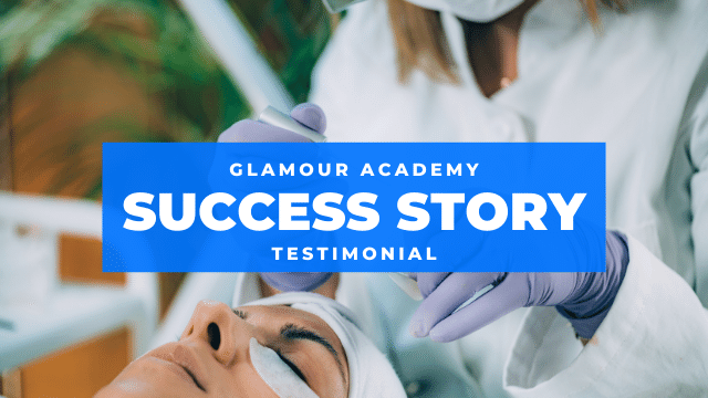 Janet Tunstall Success Story With Glamour Academy