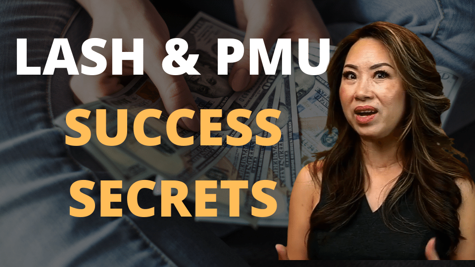 What It Takes To Be A Successful Lash & PMU Artist