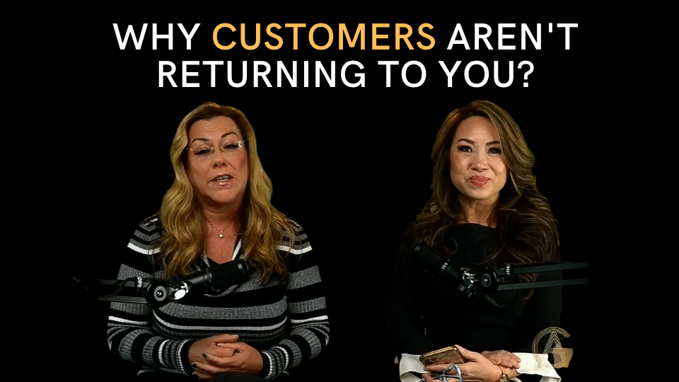 Why Customers Aren't Returning To You? – Lash & Brows Business