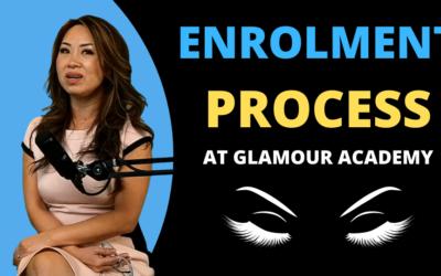 Glamour Academy Enrolment Process